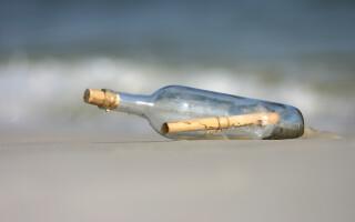 Mesaj in sticla