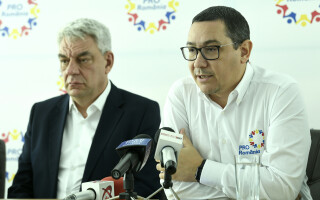 Victor Ponta, Mihai Tudose