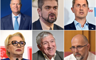 candidati alegeri prezidentiale 2019