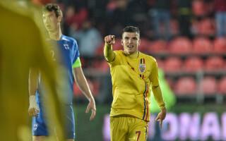 Preliminariile CE de tineret. Victorie spectaculoasă a României în fața Finlandei (4-1)
