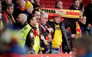 Spania - România, în preliminariile Euro 2020 - 1