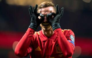 Spania - România, în preliminariile Euro 2020 - 4