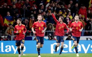 Spania - România, în preliminariile Euro 2020 - 7