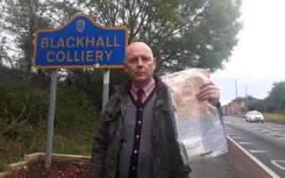Mister în jurul unor pachete de bani găsite de locuitorii unui sat din UK
