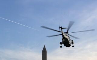 Panică la Casa Albă după depistarea unui obiect neidentificat pe radar