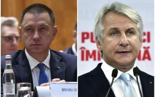 Mihai Fifor și Eugen Teodorovici