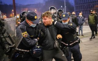 Protest în Slovenia