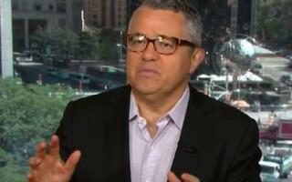 Jeffrey Toobin, reputat jurnalist şi analist, concediat de The New Yorker după ce și-a expus zonele intime pe Zoom