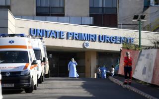 Coronavirus România, bilanț 17 noiembrie