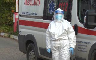 Un pacient cu simptome severe de Covid-19 a fost plimbat cinci ore cu ambulanța în Argeș, între mai multe spitale