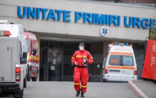 Coronavirus România, bilanț 18 noiembrie