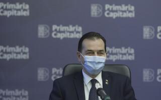 Ludovic Orban: Nu ne dorim carantinarea Bucureștiului