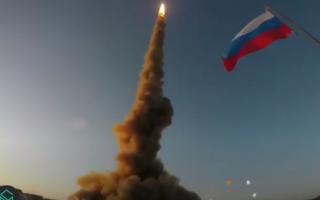 VIDEO. Forţele aerospaţiale ruse au testat o nouă rachetă balistică