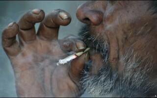 India a interzis fumatul in locurile publice
