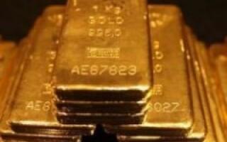 Investitorii cumpara aur pentru a se proteja impotriva crizei economice