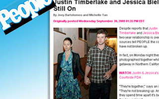 Justin si Jessica