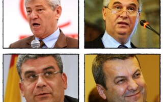 Valeriu Tabara, Valerian Vreme, Teodor Baconschi si Gheorghe Ialomitianu