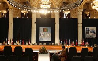 Reuniune NATO la Palatul Parlamentului
