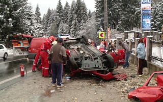 accident Serban Huidu