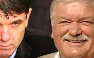 George Scripcaru si Ion Gontea
