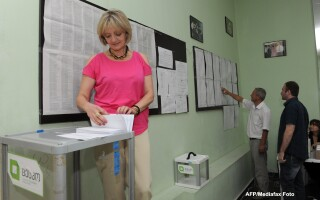 Alegeri in Georgia