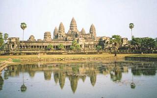 Templu Angkor Wat