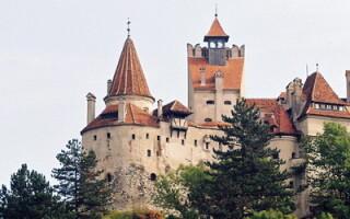 castelul Bran, cover
