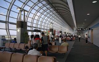 aeroportul Sendai, Japonia