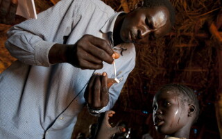 vaccin malarie