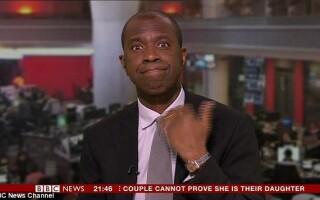gafa, jurnalist BBC