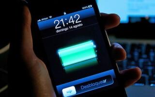 telefon incarcat