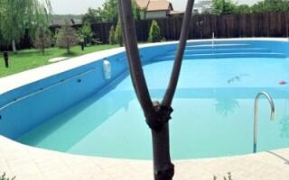 piscina vila