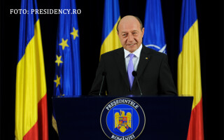 Traian Basescu 9 octombrie 2014