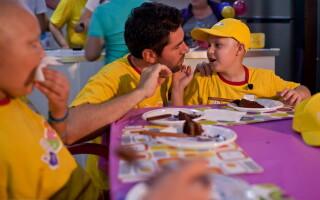 tabara Magicamp pentru copii suferinzi de cancer
