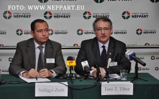 Zsolt Szilagyi, Toro T. Tibor