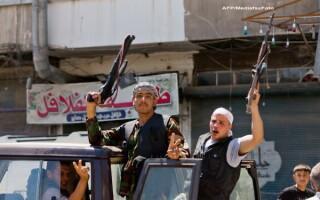 rebeli siria