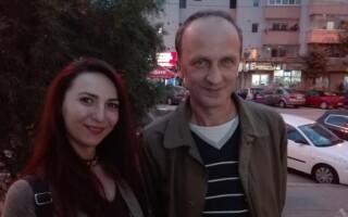 Teodora Petrut si Oliviu Cordos