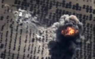 Rusia raiduri aeriene in Siria