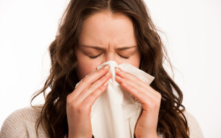 infectii, nas