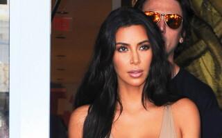 Kim Kardashian, Splash News