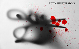 crima foarfece sange