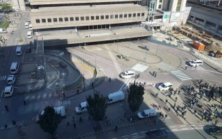 Alerta bomba Bruxelles