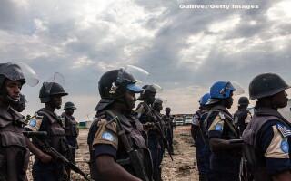 Trupe guvernamentale din Sudan