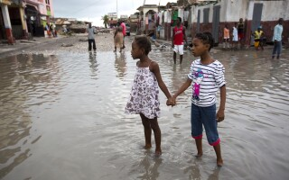 uragan Matthew, Haiti - Agerpres