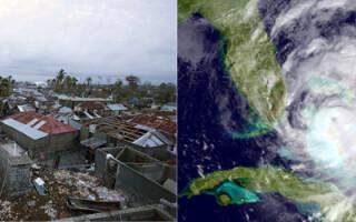 cover uraganul Matthew