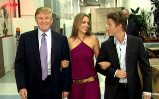 Donald Trump si Billy Bush