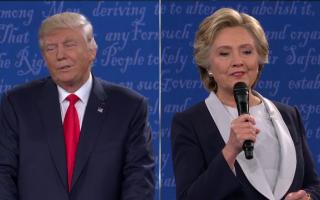 Trump si Hillary