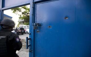 evadare inchisoare Haiti - Agerpres