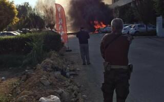 explozie ANtalya