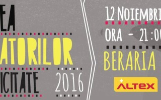 We Like Weekends. Ce se intampla in oras in perioada 28 - 30 octombrie 2016 - 11